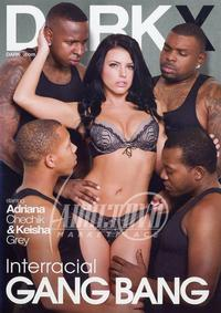 Interracial Gang Bang