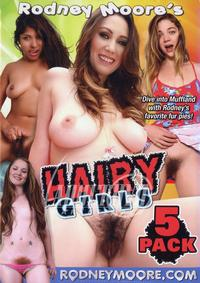 5pk Hairy Girls