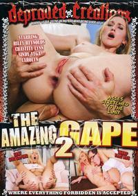 Amazing Gape 2