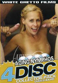 Aging Nymphos {4 Disc}