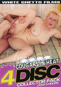 Cougars In Heat {4 Disc}