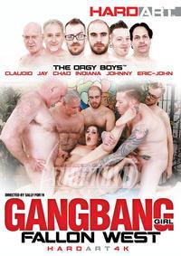Gangbang Girl Fallon West