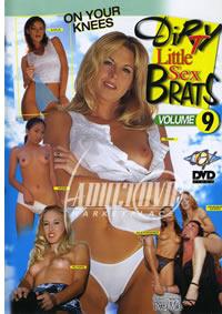 Dirty Little Sex Brats 9