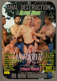 Anal Destruction of Olivia Saint, The