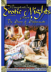1001 Erotic Nights 1: the Story Of Scheherazade