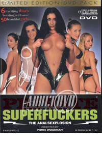 Superfuckers 7-12: 6 Disc Set