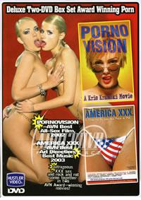 America XXX & Porno Vision (Double Feature)