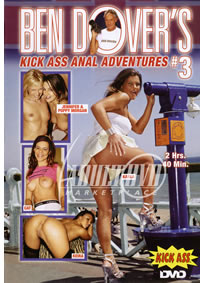Ben Dover's Kick Ass Anal Adventures 3