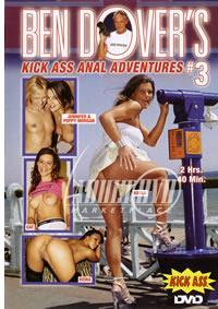 Ben Dover's Kick Ass Anal Adventures 3