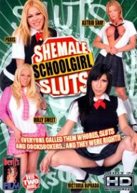 Shemale Schoolgirl Sluts