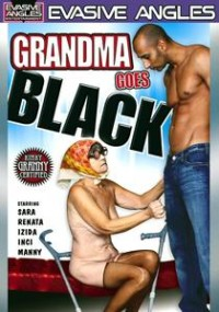 Grandma Goes Black 1