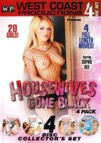 Housewives Gone Black 4-Pack Vol. 1-4