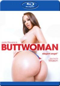 Jada Stevens Is Buttwoman (Blu-ray)