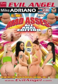 Mad Asses: All Anal Edition