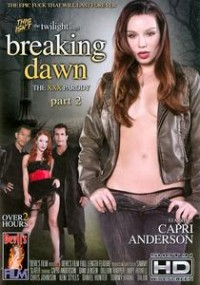 This Isn't The Twilight Saga: Breaking Dawn XXX Parody 2
