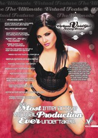 Virtual Vivid Girl Sunny Leone