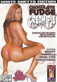 Chocolate Fudge Cream Pie