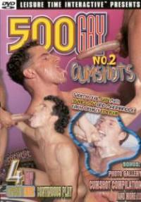 500 Gay Cumshots 2