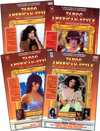 Taboo American Style 4Pk Series