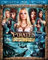 Pirates 2 Stagnettis Revenge (Blu-Ray)