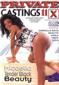 Private Castings 11: Micaella Tender Black Beauty