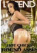 Hot Chicks And Round Asses