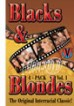4pk Blacks And Blondes 1