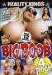 4 Pack Big Boob