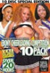 Ebony Cheerleading Competition 10-Pack