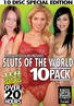 Sluts Of The World 10-Pack
