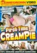 First Time Creampie