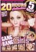 Gang Bang Girls {5 Disc Set}