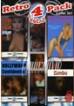Retro 4 Pack Vol 2 {4 Disc Set}