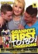 Grannys First Toyboy Threesome