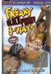 Freaky Black Pussy 3 Ways